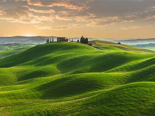 Luna de  miel en la romántica Toscana