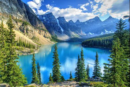 Luna de miel en las Montañas Rocosas de Canadá