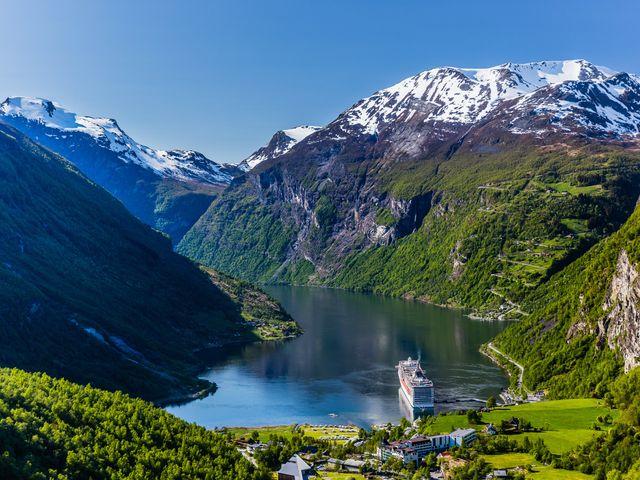 Luna de miel en los Fiordos Noruegos