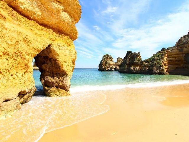 Luna de miel en Portugal