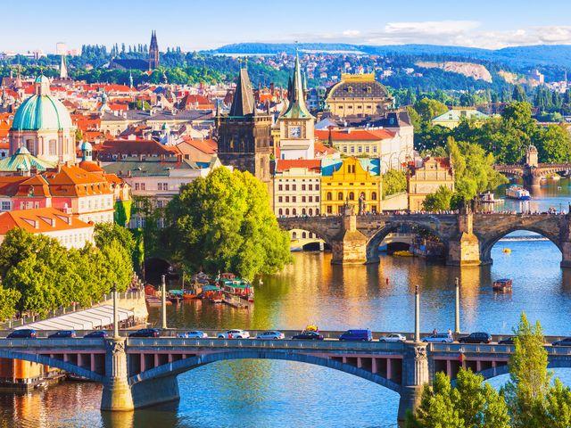 Luna de miel en Praga: la ciudad de las 100 torres