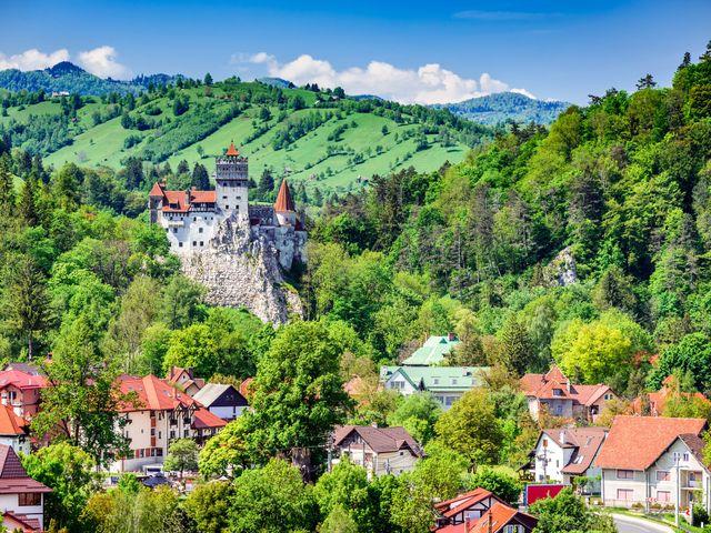 Luna de miel en la enigmática Rumanía