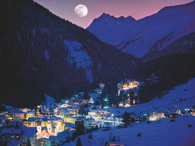 Luna de miel en el Tirol austríaco: en el corazón de los Alpes