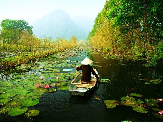 Luna de miel en Vietnam (con una escapada a Camboya)