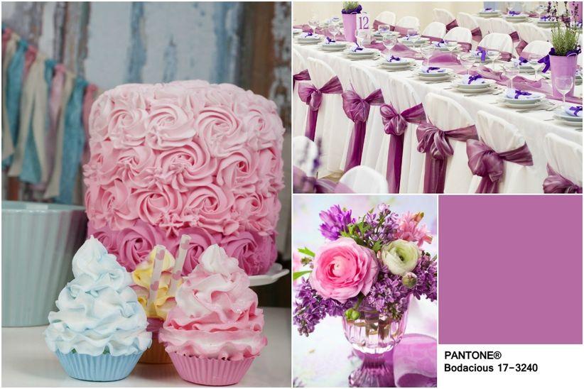 Resultado de imagem para cores tendencia para decoração de casamentos 2017