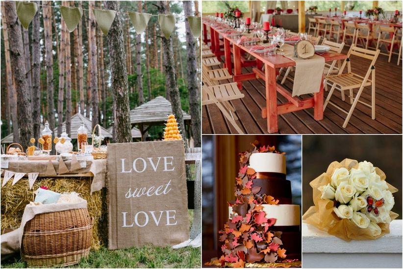 10 colores tendencia para bodas oto o invierno 2016 2017 for Ideas bodas 2017