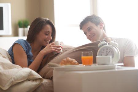 20 frases para empezar un día romántico