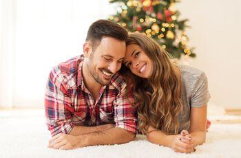 Cómo disfrutar de vuestras primeras Navidades casados