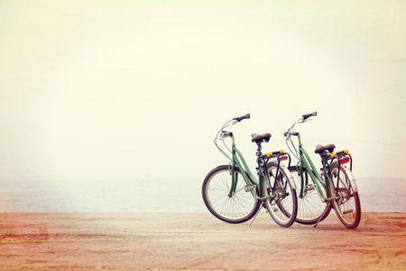 Luna de miel en bicicleta por Espa�a