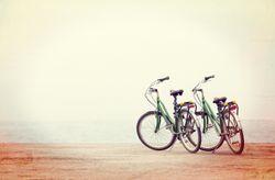 Luna de miel en bicicleta por España