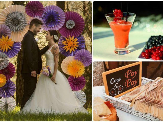 16 ideas para darle un toque especial a una boda en verano