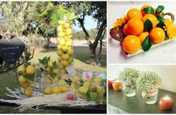 5 ideas para decorar tu boda con frutas
