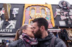 Susana y Paco, un preboda en Londres con pedida de mano incluida