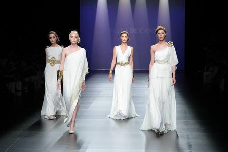 Tendencias en vestidos de novia y fiesta 2016, Barcelona Bridal Week
