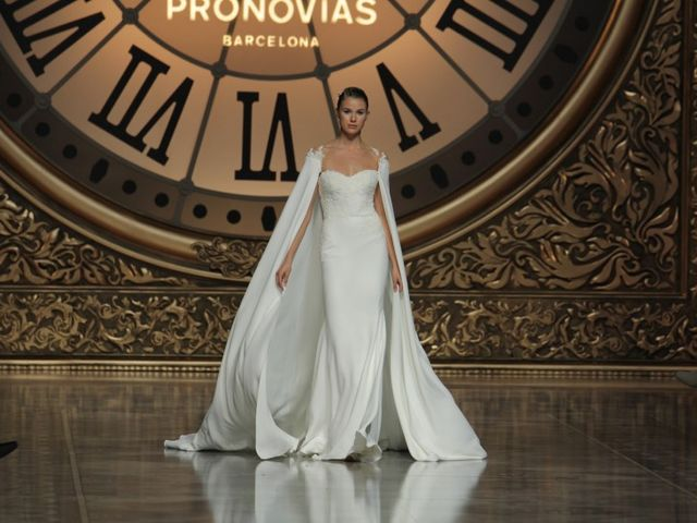 Vestidos de novia Pronovias 2016, Barcelona Bridal Week