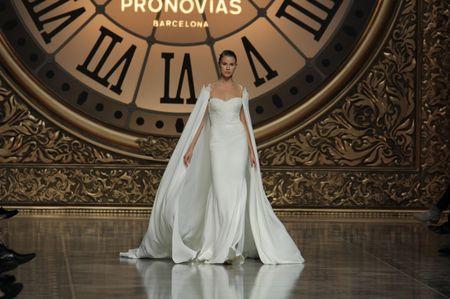 Vestidos de novia Pronovias 2016- Barcelona Bridal Week