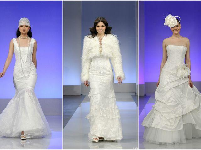 Avance vestidos de novia Cymbeline 2013