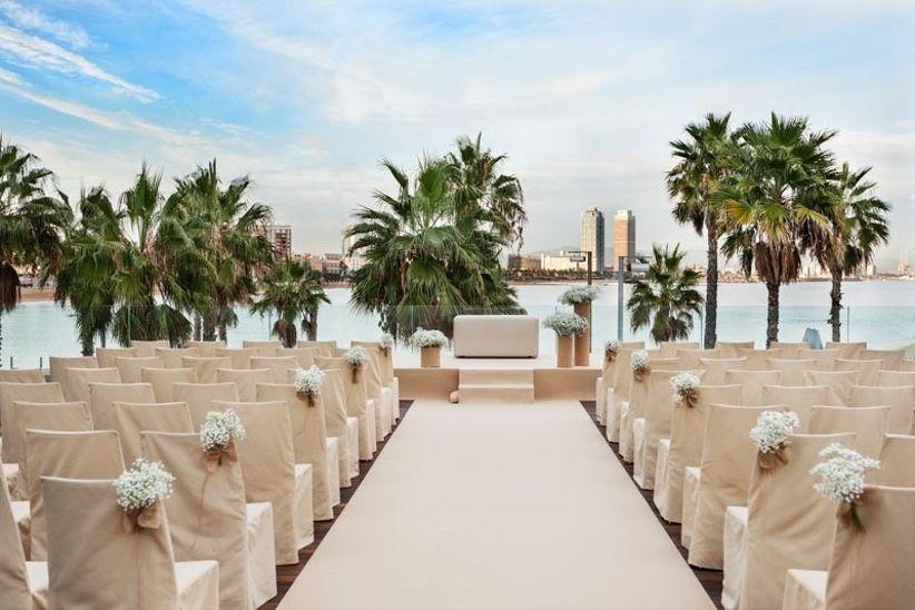 Bodas frente al mar barcelona - Sitios para bodas en madrid ...