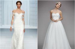 15 vestidos de novia rom�nticos