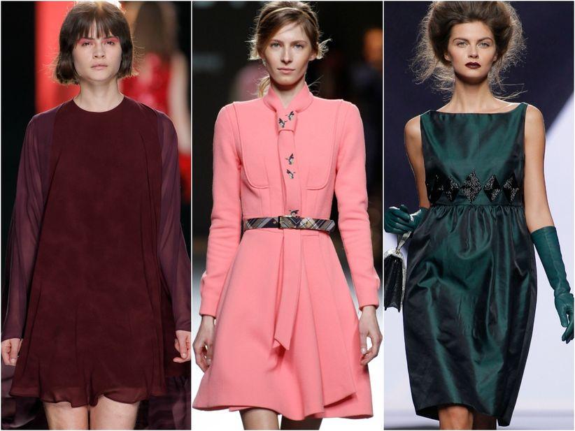 Tendencias 2017 para vestidos de invitada