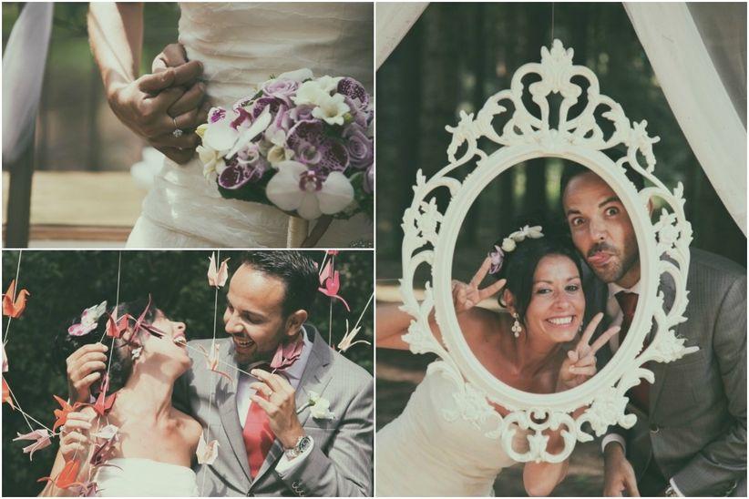 3ebaa5840c5e 10 bodas shabby chic: inspírate con este estilo único