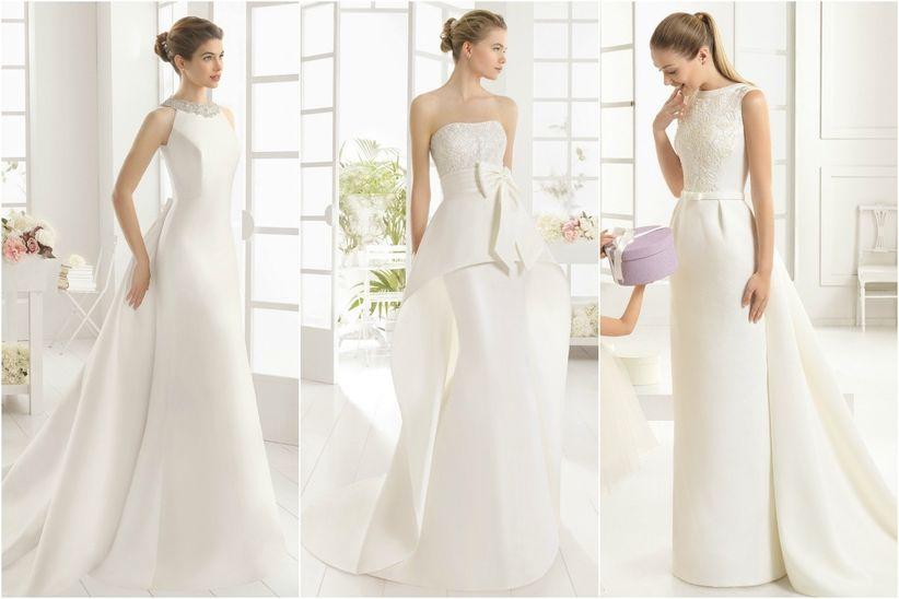 Vestidos novia para segunda boda
