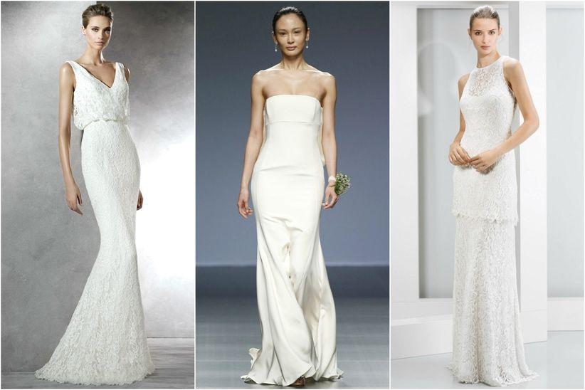 vestido boda civil segundas nupcias – vestidos baratos