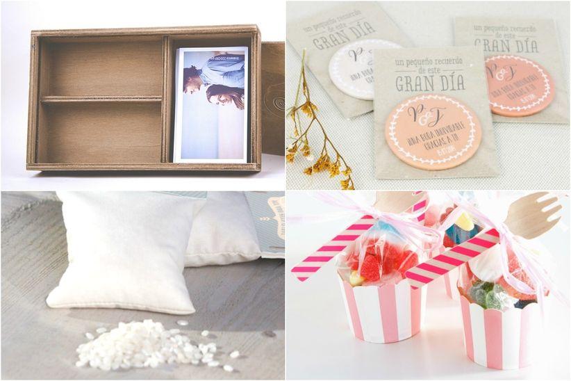 Ideas de regalos originales para los testigos de la boda for Regalo para amigas especiales boda