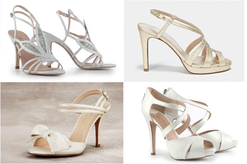 Los zapatos de la novia - bodas.com.mx 143ef4d0056