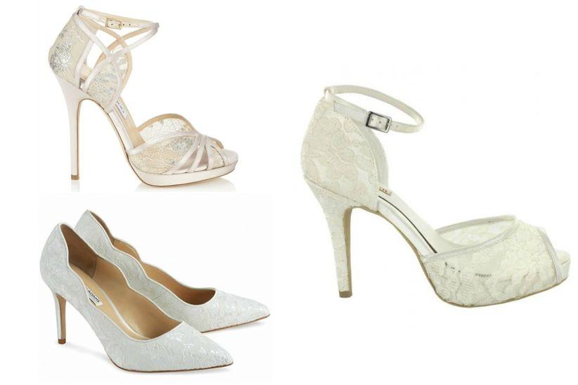 los zapatos de la novia - bodas.mx