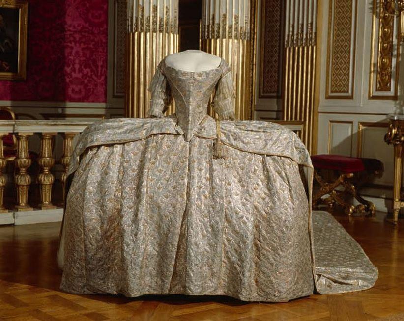 Vestidos de novia de boda de oro