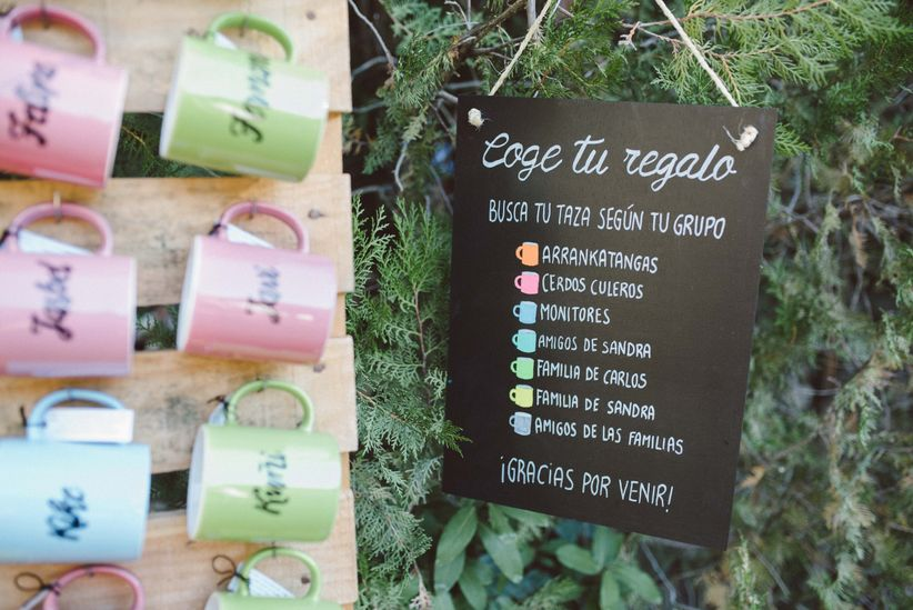 6 detalles de boda originales para sorprender a los invitados - Regalos de boda originales para invitados ...