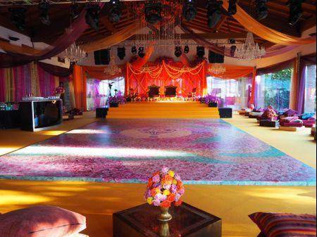 El Mas de Sant Lleí acoge la majestuosidad de una boda pakistaní