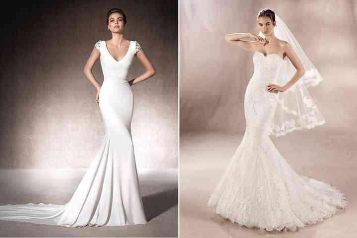 nueva estilos 77a6f a937e Vestidos de novia baratos: todo lo que quieres saber