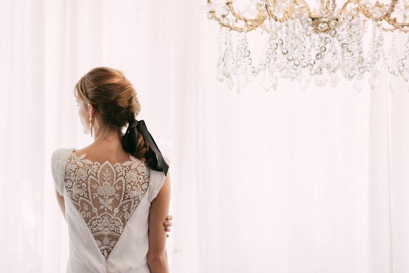 20 términos del vestido de novia que tienes que conocer