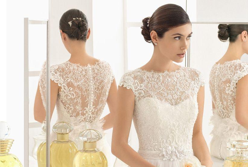 diccionario nupcial: los materiales para tu vestido de novia
