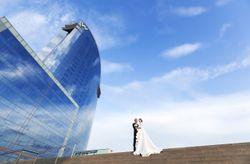 Vuestra boda en el hotel W Barcelona: estilo urbano a pie de playa