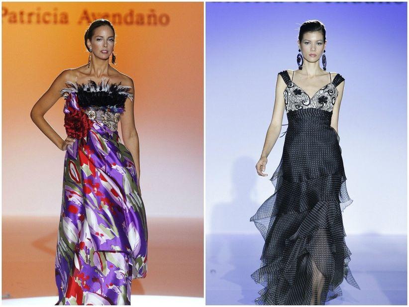 ebfe24f8b6 Patricia Avendaño presenta su nueva colección de vestidos de fiesta