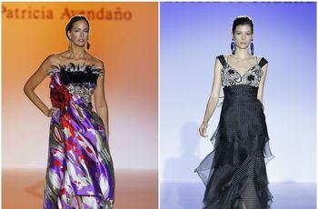 Patricia Avendaño presenta su nueva colección de vestidos de fiesta