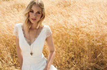 Test: ¿qué escote de vestido de novia se corresponde más con tu personalidad?