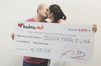 5000 euros para un banquete nupcial inolvidable: ¡conoced a los nuevos ganadores del sorteo de Bodas.net!