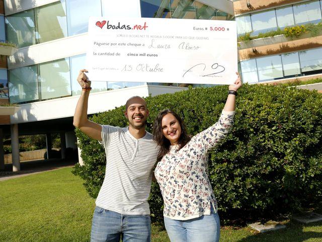 5000 euros para la boda de sus sueños: ¡conoced a los nuevos ganadores del sorteo de Bodas.net!
