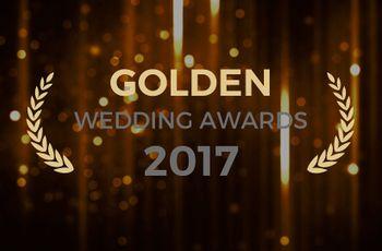 Entrega de la 3ª edición de los Premios Golden Wedding Awards