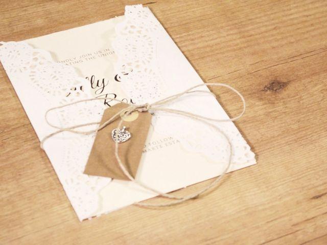papelera nupcial diy crea tus propias de boda