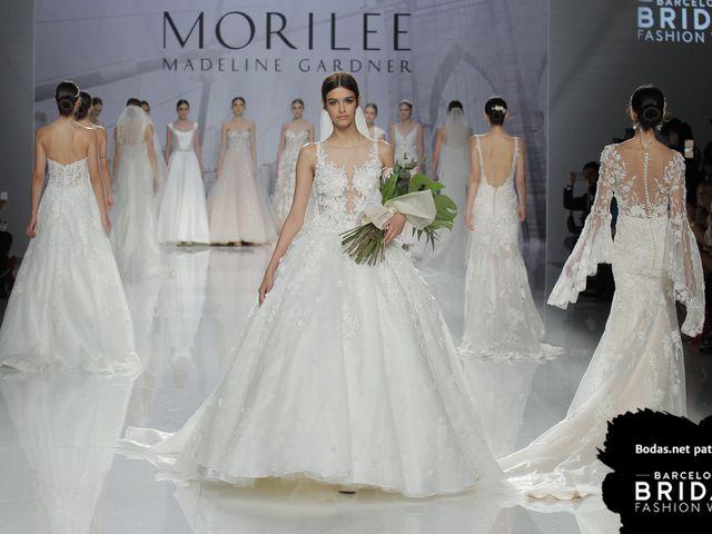 Vestidos de novia Mori Lee 2018: puro estilo New York