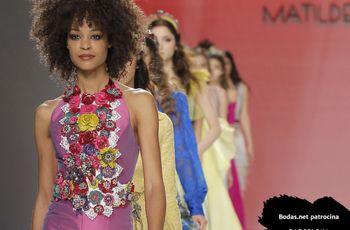 Vestidos de fiesta Matilde Cano 2018: la invitada perfecta