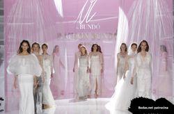 Vestidos de novia Raimon Bundó 2018: 50 años de exquisitos diseños