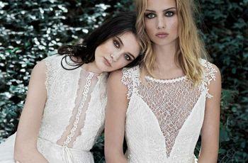 Inmaculada García presenta el nuevo lookbook de su colección de vestidos de novia