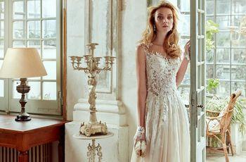 """Nicole gana el """"Oscar"""" de los Elle International Bridal Awards al mejor vestido de novia"""
