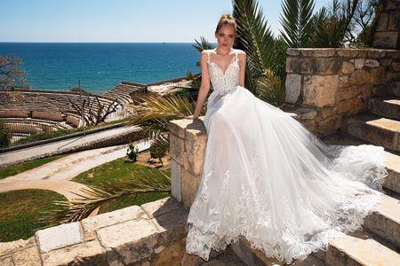 Nueva colección de vestidos de novia Ida Torez